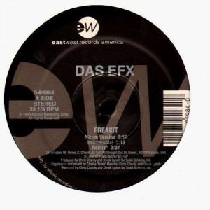 Das EFX - Freakit / Gimme dat microphone - 12''
