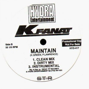 K.Fanat - Zoo York / Maintain - 12''