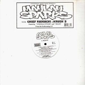 Maylay Sparks - I mani / Unusual styles - 12''