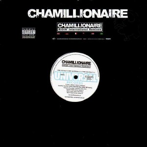 Chamillionaire - Ridin' international remixes - 12''
