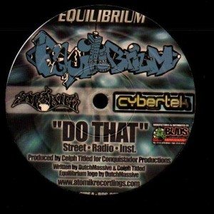 Equilibrium - Do that / Hold something - 12''