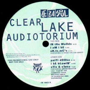 De La Soul - Clear lake audiotorium - Vinyl EP