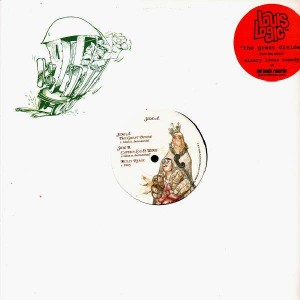 Louis Logic - The great divide / Captain Lou El Wino / Buuly remix - 12''