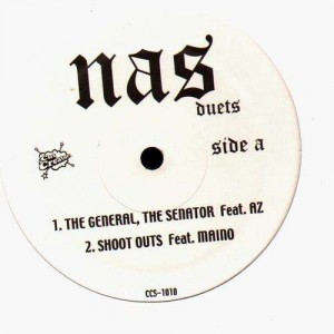 Nas - Duets - Vinyl EP