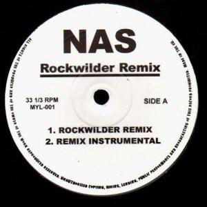 Nas - Rockwilder remix - 12''