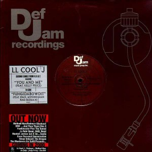 LL Cool J - You and me (feat. Kelly Price) - 12''