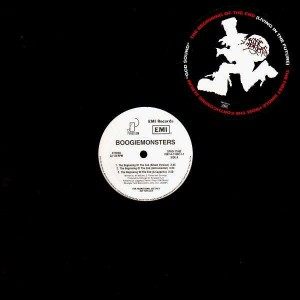 Boogie Monsters - The beginning of the end / God sound - promo 12''