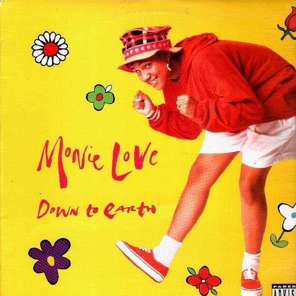 Monie Love Down 2 Earth Lp Temple Of Deejays