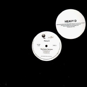 Heavy D - Big Daddy Remixes / Can you handle it - promo 12''
