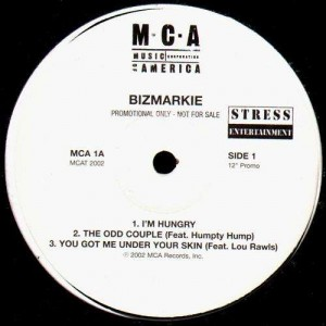 Biz Markie - I'm Hungry / The Odd Couple / You Got Me Under Your skin / Mudd Foot / Me Versus Me! - 12''