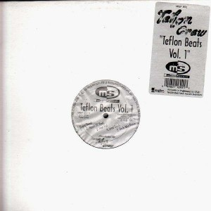 Teflon Crew - Teflon Beats Vol.1 - LP