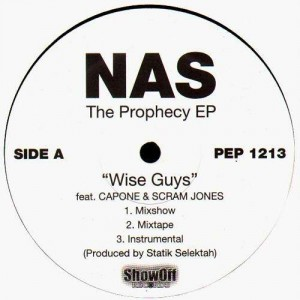 Nas - The Prophecy EP - Vinyl EP