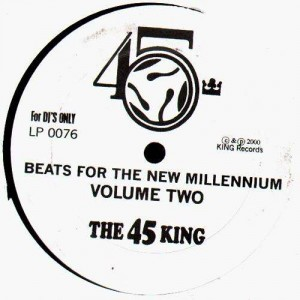 The 45 King - Beats for the new Millenium Vol.2 - LP