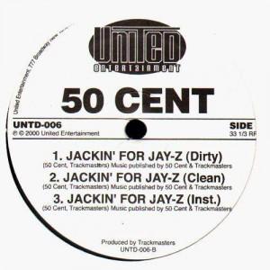 Sonya Blade & Carl Thomas / 50 Cent - Ain't Right / Jackin' for jay-z - 12''