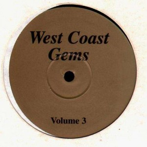 West Coast Gems volume 3 - Various Artists - LP