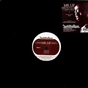 Mr. Lif - Brothaz - 12''