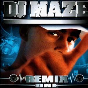 DJ Maze - Remix Volume 1 - 12''