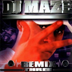 DJ Maze - Remix Volume 3 - 12''