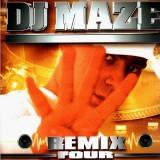 DJ Maze - Remix Volume 4 - 12''