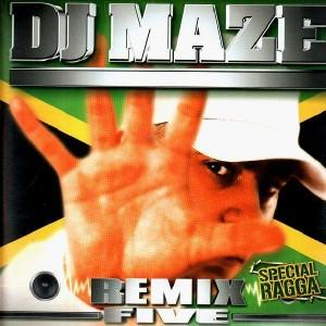DJ Maze - Remix Volume 5 - 12''