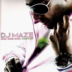 DJ Maze - Maze Some Noise Together - 12''