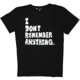 Qhuit T-Shirt - Remember - Black