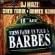 DJ Maze, Cheb Tarik & Ahmed Koma - Viens faire un tour à Barbès - 12''