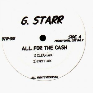 Gang Starr - All for the cash - 12''