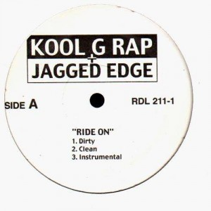 Kool G Rap & Nas - Holla back / Kool G Rap & Jagged Edge - Ride on - 12''