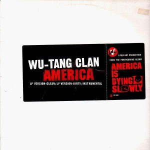 Wu-Tang Clan - America - 12''
