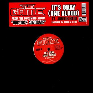The Game - It's okay (One Blood) - 12''