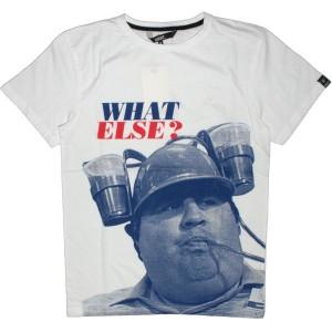 Qhuit T-Shirt - What Else - White