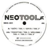Ordoeuvre - Neotoolz - White LP