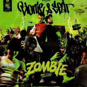 Bionic & Split - Zombie / Juste on fait - 12''