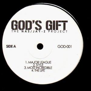 Nas & Jay-Z - God's Gift - Vinyl EP