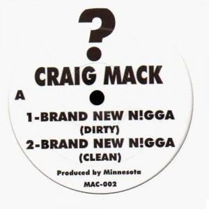Craig Mack - Brand new nigga - 12''
