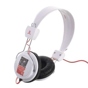 Casque Wesc - White SC Headline Conga