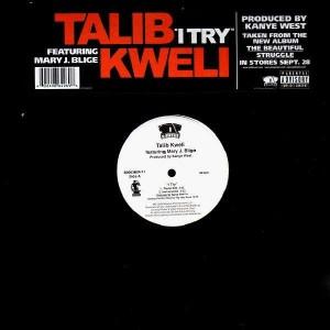Talib Kweli - I try - 12''