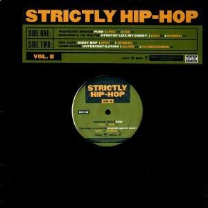 Strictly Hip-Hop vol.8 - Various Artists (Pharoahe Monch , Lil Wayne ... ) - promo 12''