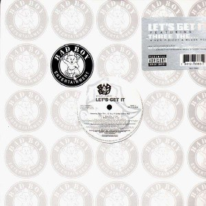 G.dep , P.Diddy & Black Rob - Let's Get It - 12''