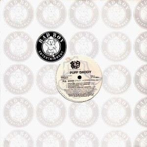 Puff Daddy - P.E. 2000 & remixes - promo 12''