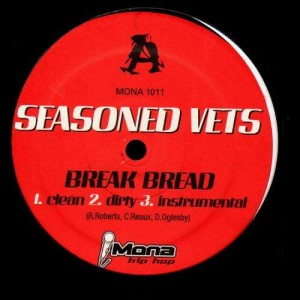 Seasoned Vets - Break bread / L-O-V-E - 12''