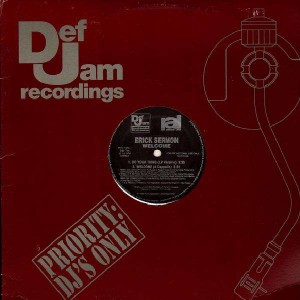 Erick Sermon - Welcome / Do your thing - 12''