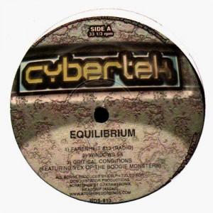 Equilibrium - Farenheit 813 / Windows 98 / Critical Conditions - 12''