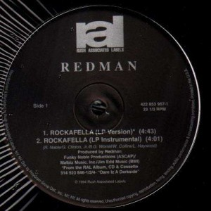 Redman - Rockafella - 12''