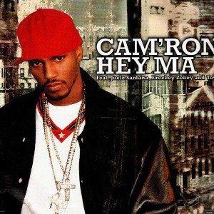 Cam'Ron - Hey ma / Live my life - 12''