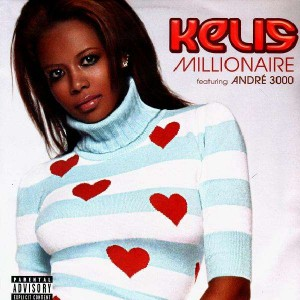 Kelis - Millionaire / In Public / Trick Me - 12''