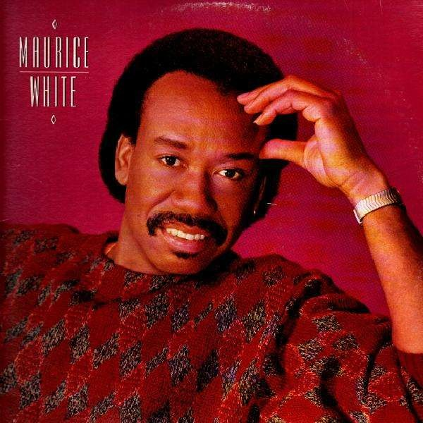Maurice White Maurice White Lp Temple Of Deejays