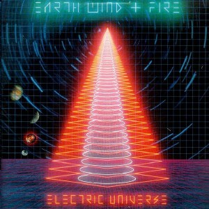 Earth Wind & Fire - Electric Universe - LP