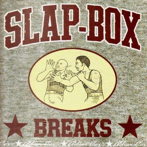 Adiar Cor - Slap-Box Breaks - LP